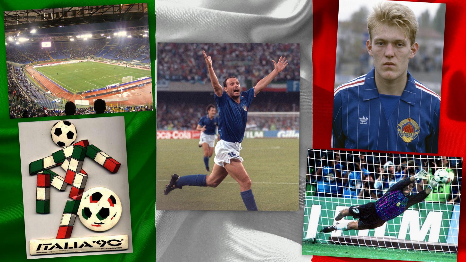 Архив чемпиоата испании по футболу 1990